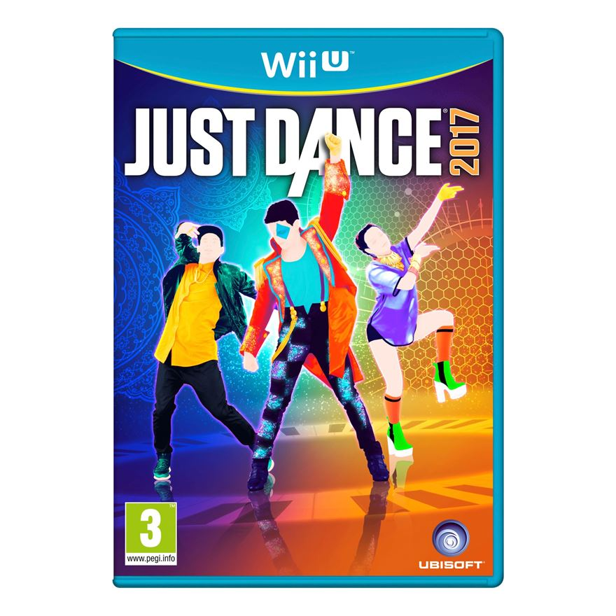 Just Dance 2017 Wii U image-0