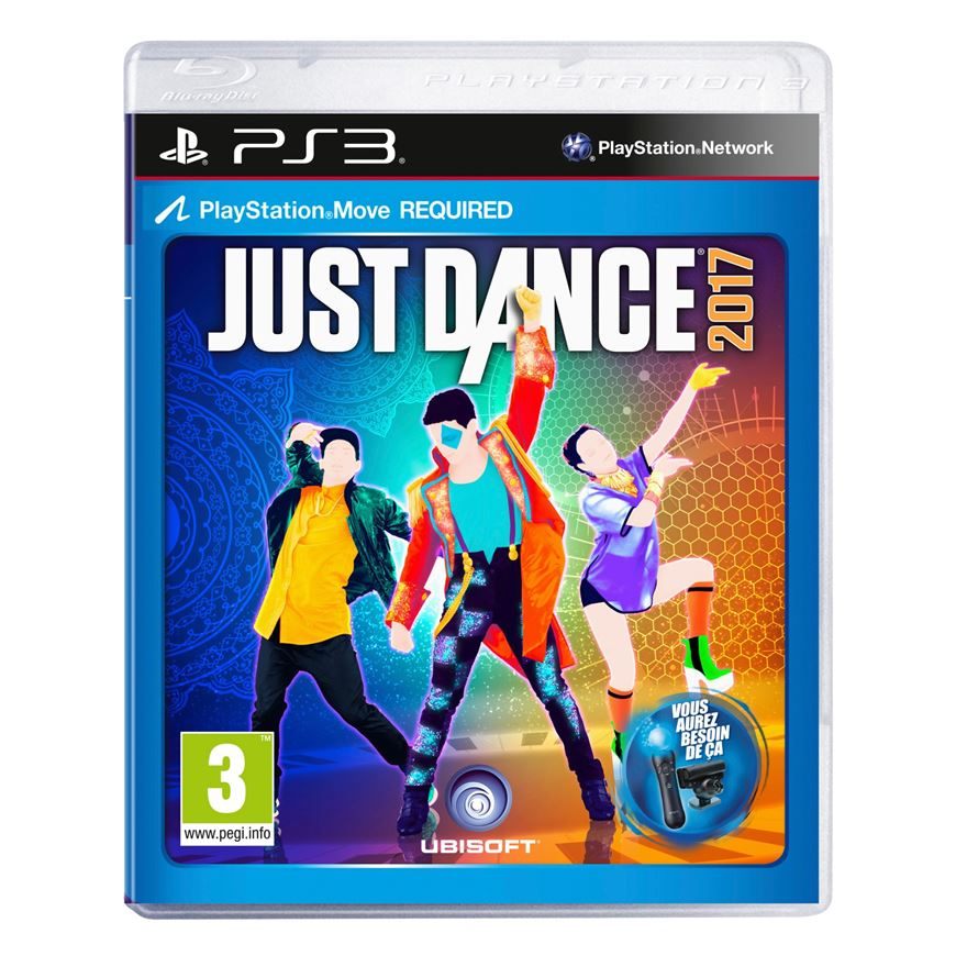 Just Dance 2017 PS3 image-0