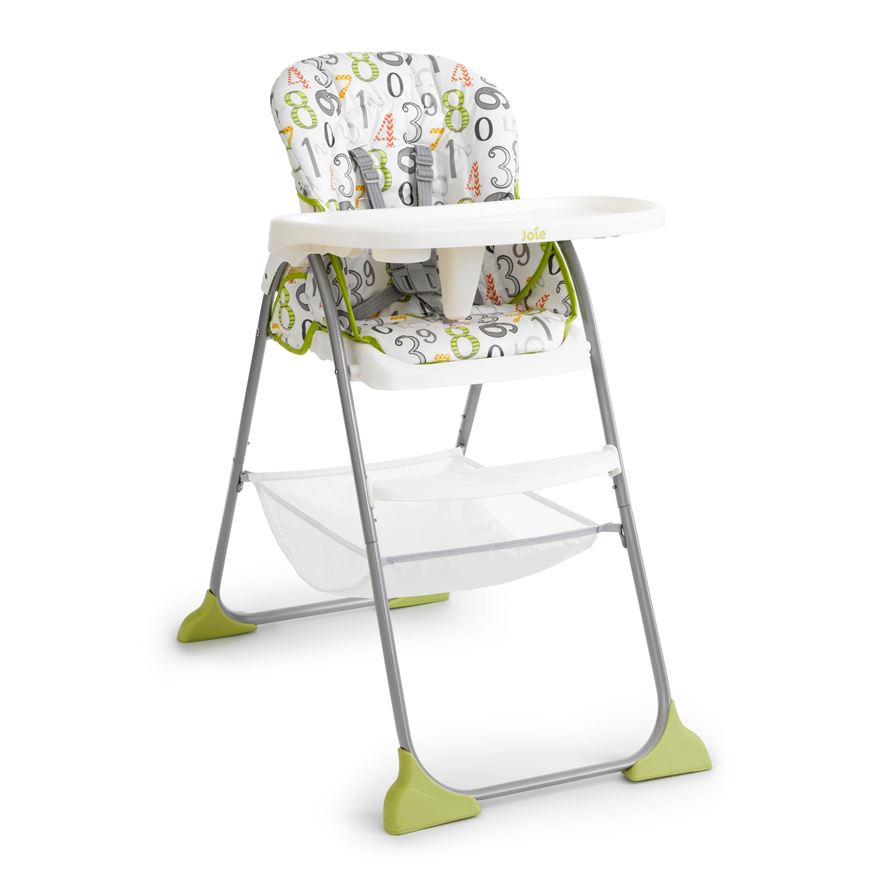 Joie Mimzy Snacker 123 High Chair image-0