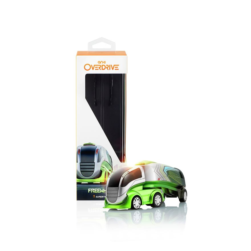 Anki OVERDRIVE Expansion Supertruck Freewheel image-0
