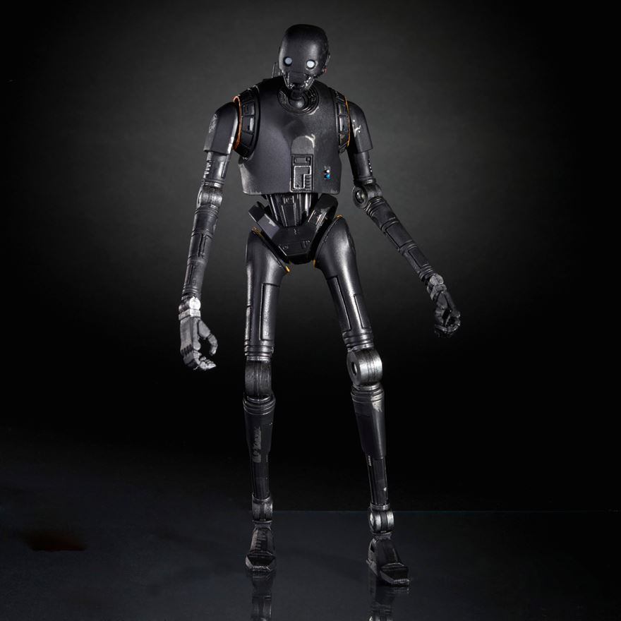Star Wars The Black Series Rogue One K-2SO image-0