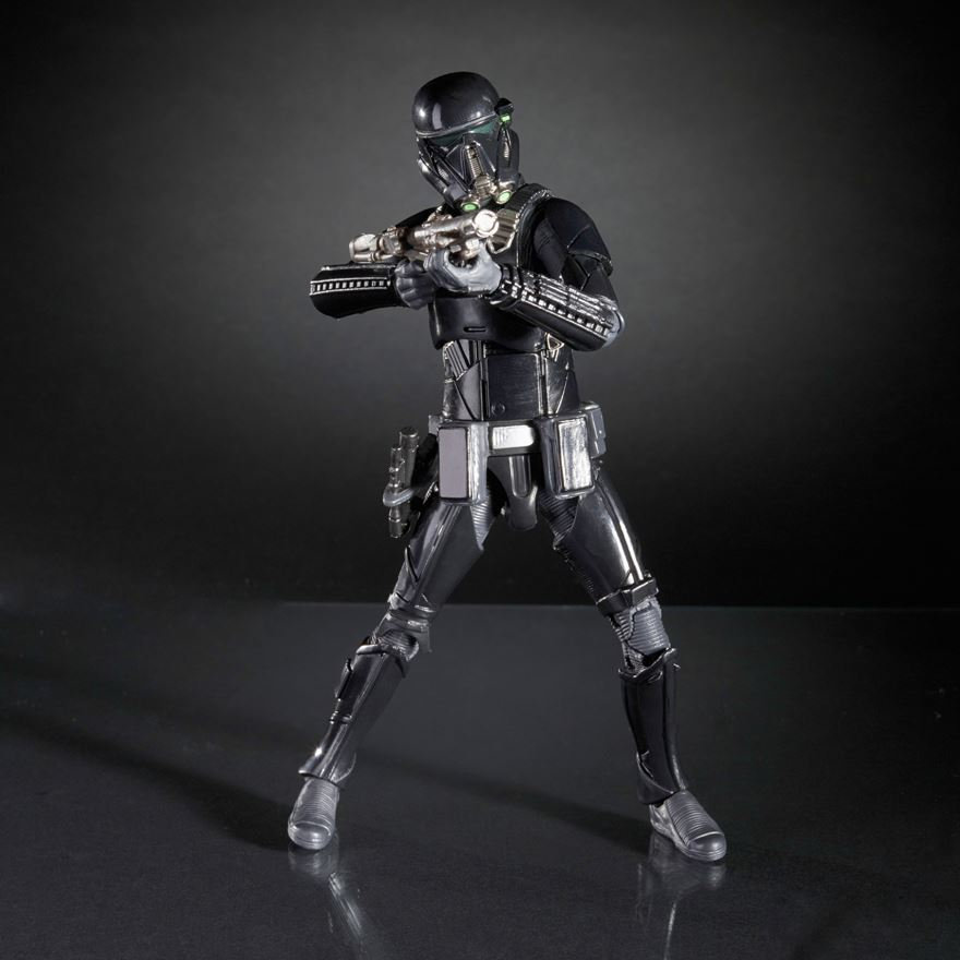 Star Wars The Black Series Rogue One Imperial Death Trooper image-0