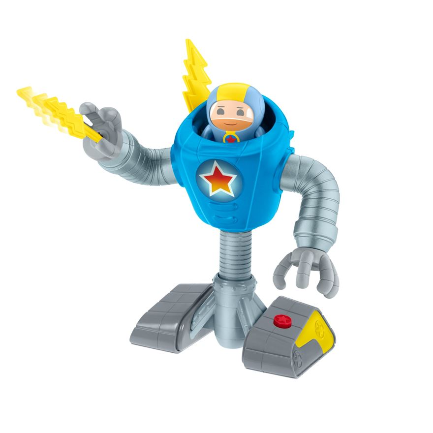 Go Jetters Action Foz image-0