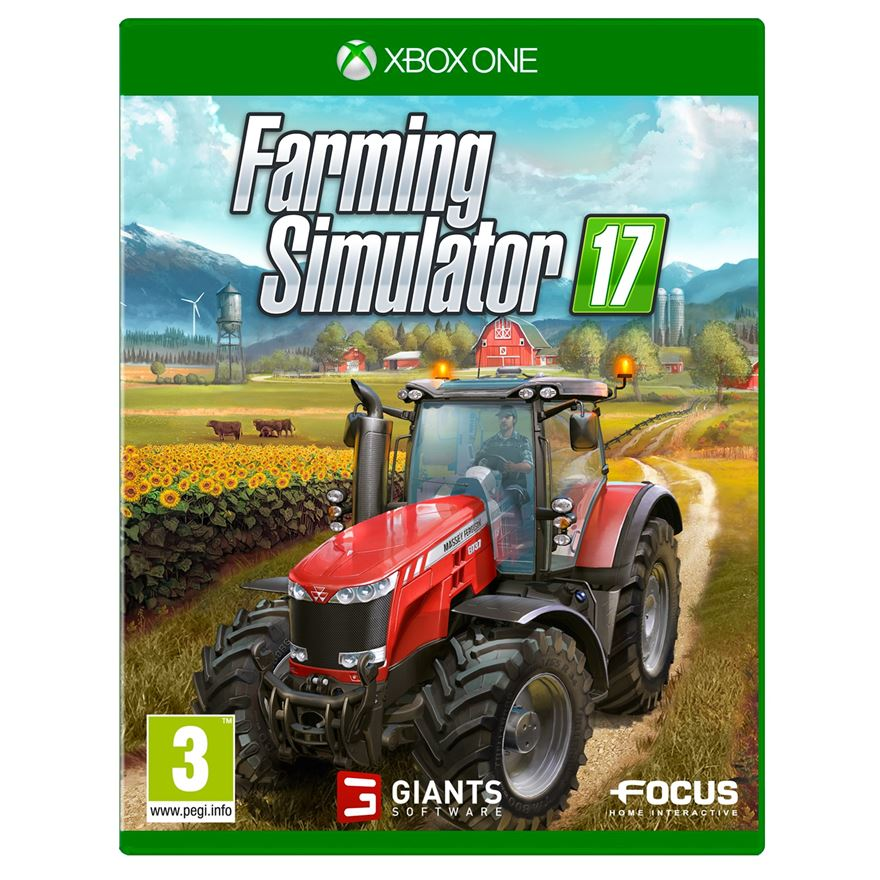 Farming Simulator 17 Xbox One image-0