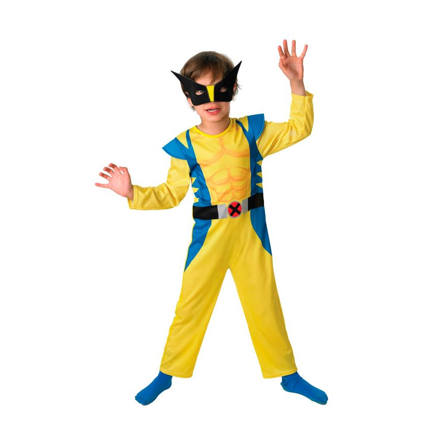 Wolverine Classic Medium Costume