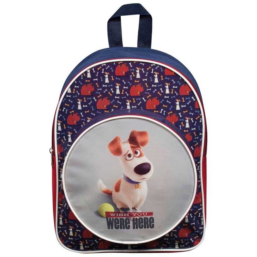 Secret Life of Pets Junior Backpack image-0