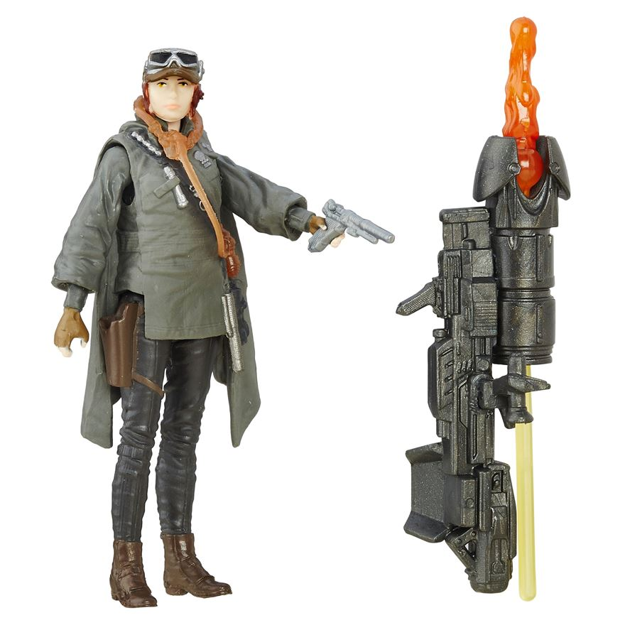Star Wars Rogue One Jyn Erso Figure image-0