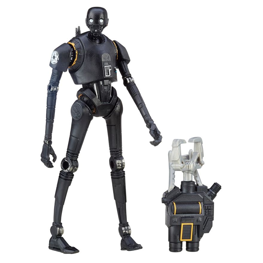 Star Wars Rogue One K-2SO Figure image-0