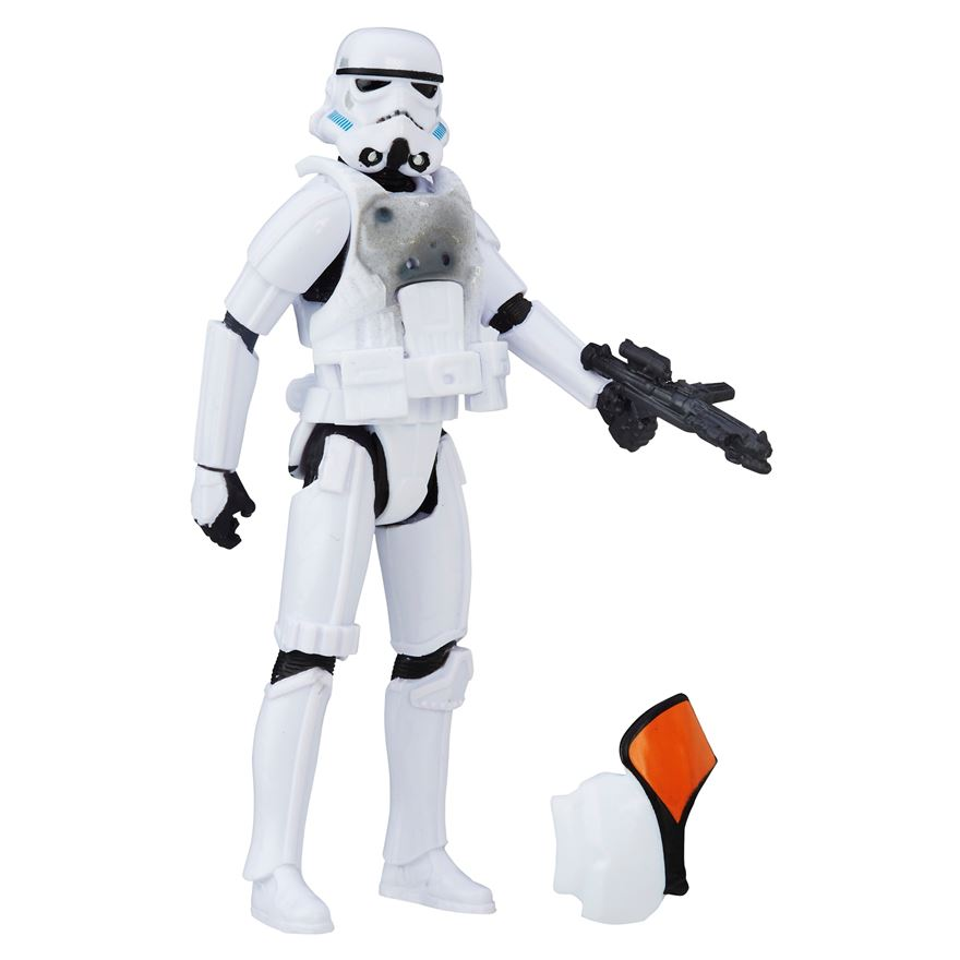 Star Wars Rogue One Imperial Stormtrooper Figure image-0