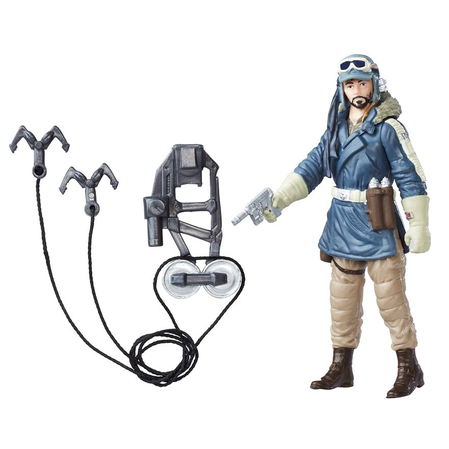Star Wars: Rogue One Captain Cassian Andor Figure image-0