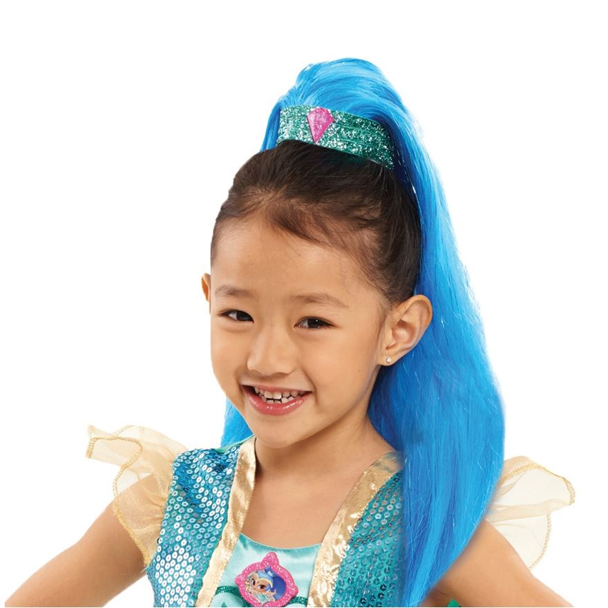 Shimmer and Shine Blue Shine Pony Tail