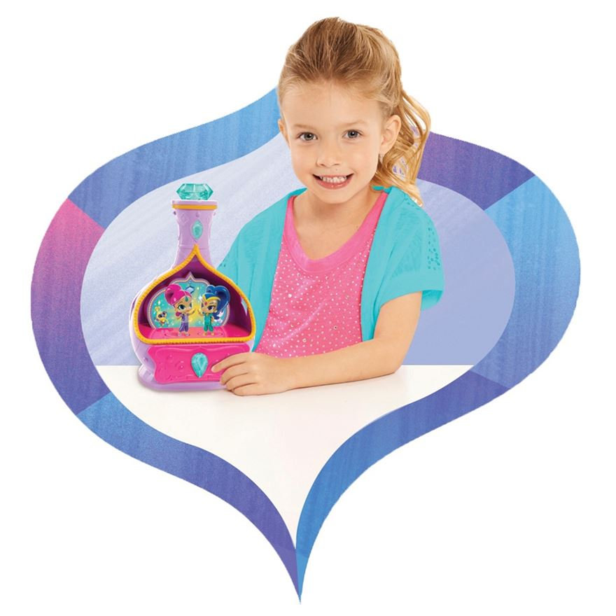 Shimmer and Shine Magic Wishes Jewellery Set image-0