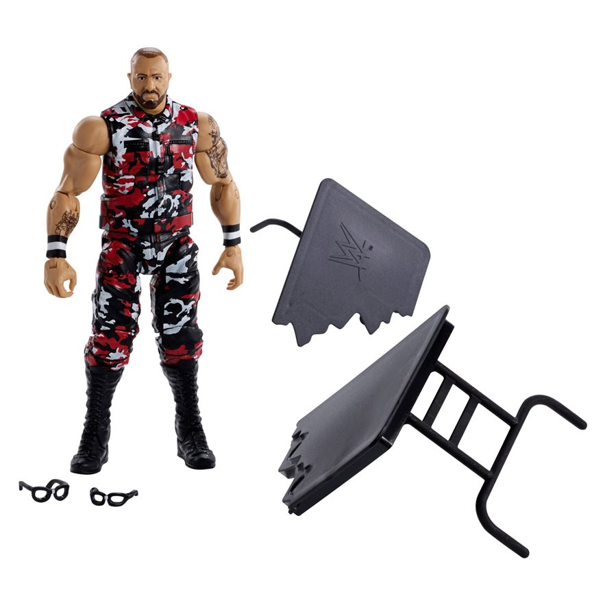 WWE Elite Figure Series 45 Bubba Ray Dudley image-0