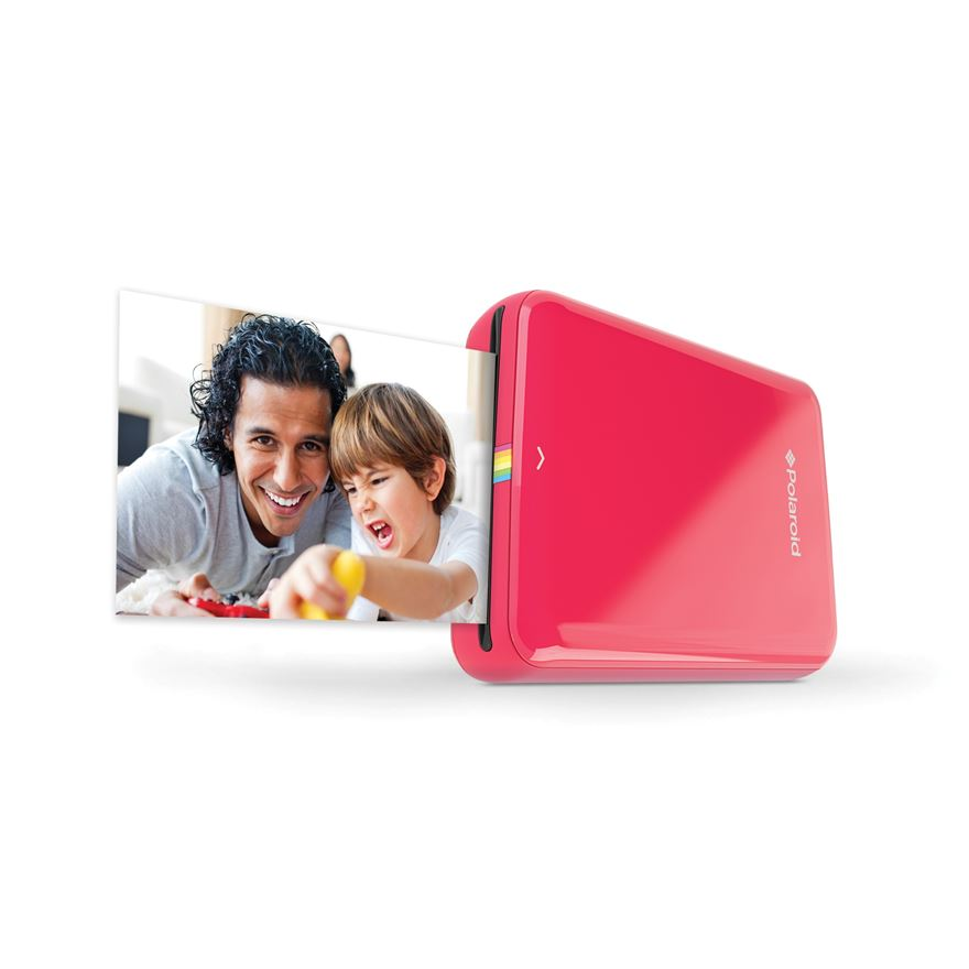 Polaroid Zip Mobile Printer Red Includes 10 Shots image-0