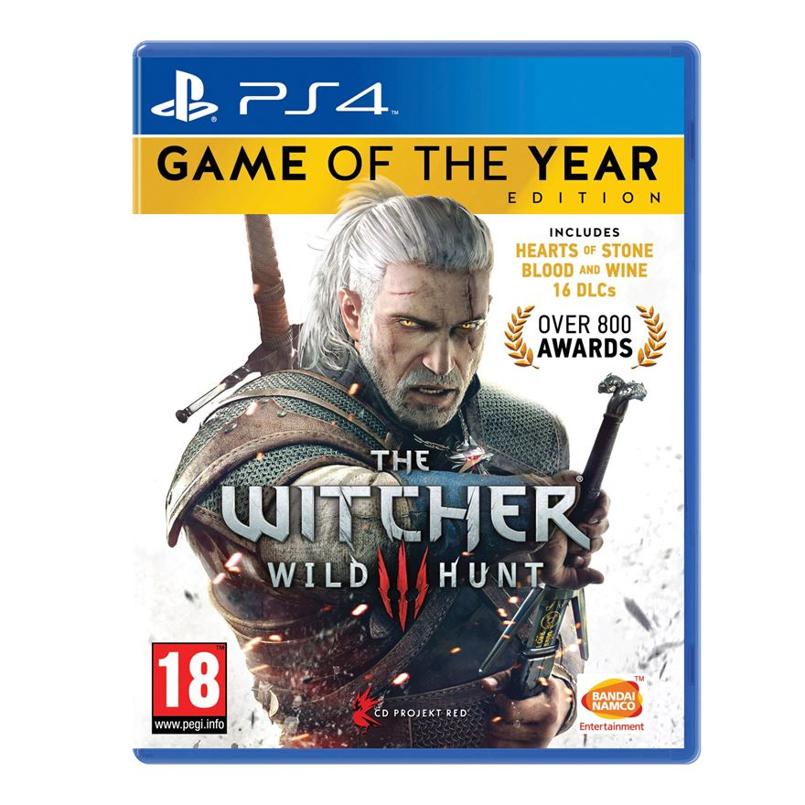 The Witcher 3: GOTY PS4 image-0