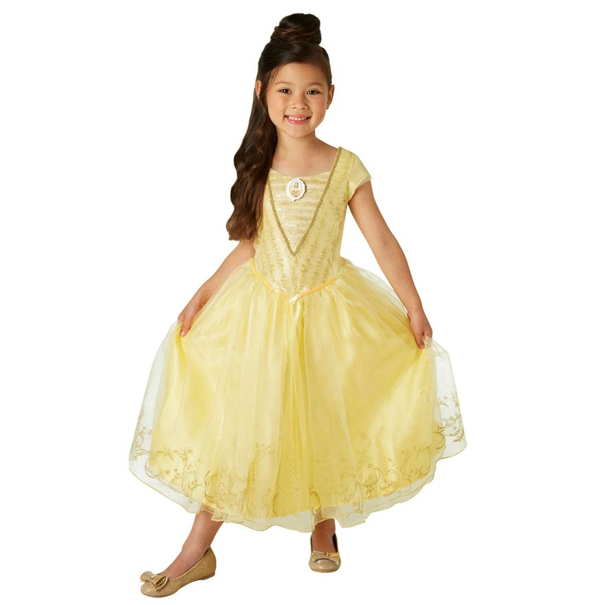 Disney Beauty and the Beast Belle Small Costume image-0