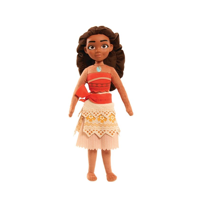 Disney Moana Singing Plush - Moana image-0