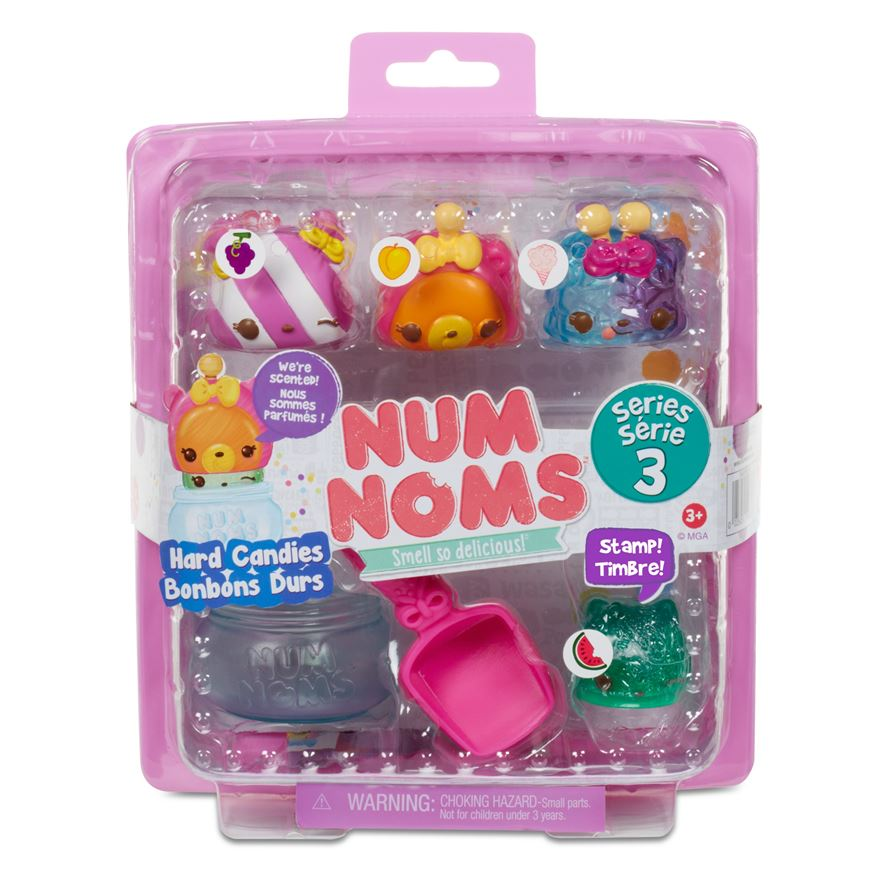 Num Noms Series 3 Candy Starter Pack