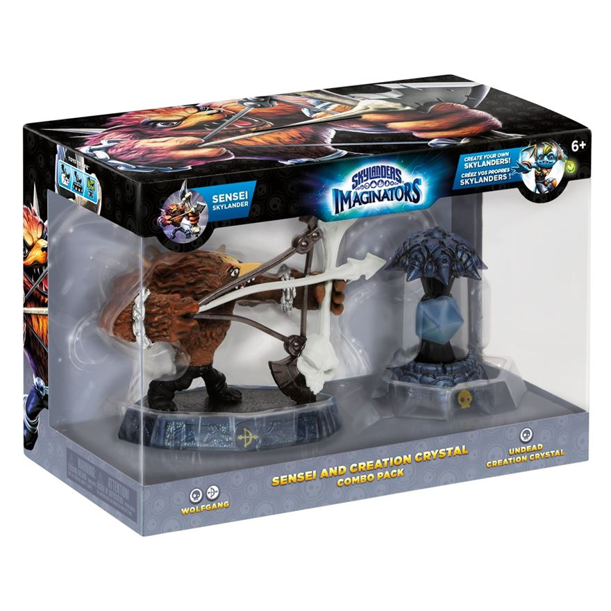 Skylanders Imaginators Combo Pack 1