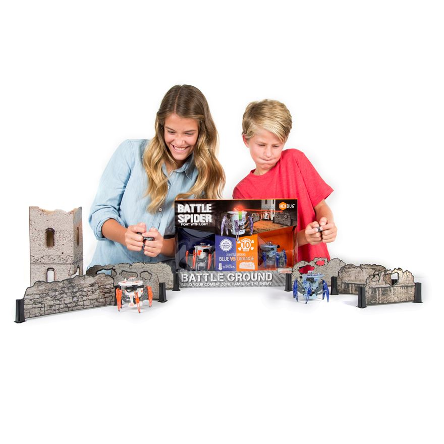 HEXBUG Battle Ground Tower image-0