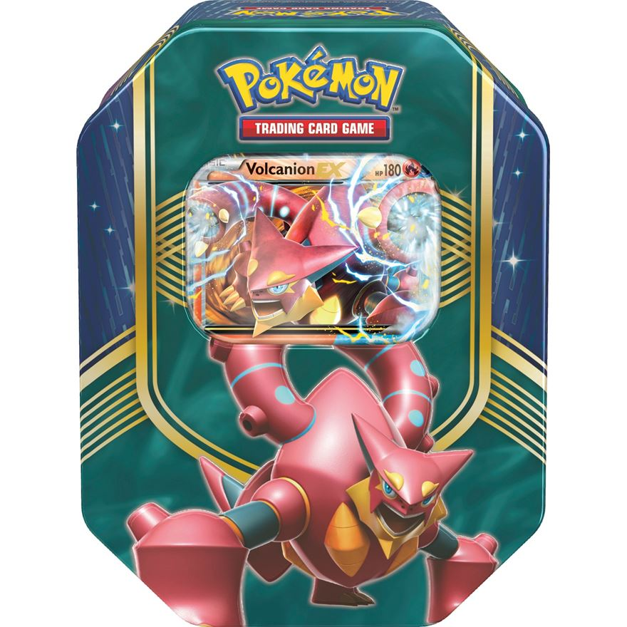 Pokemon TCG XY 2016 Autumn Tins image-0