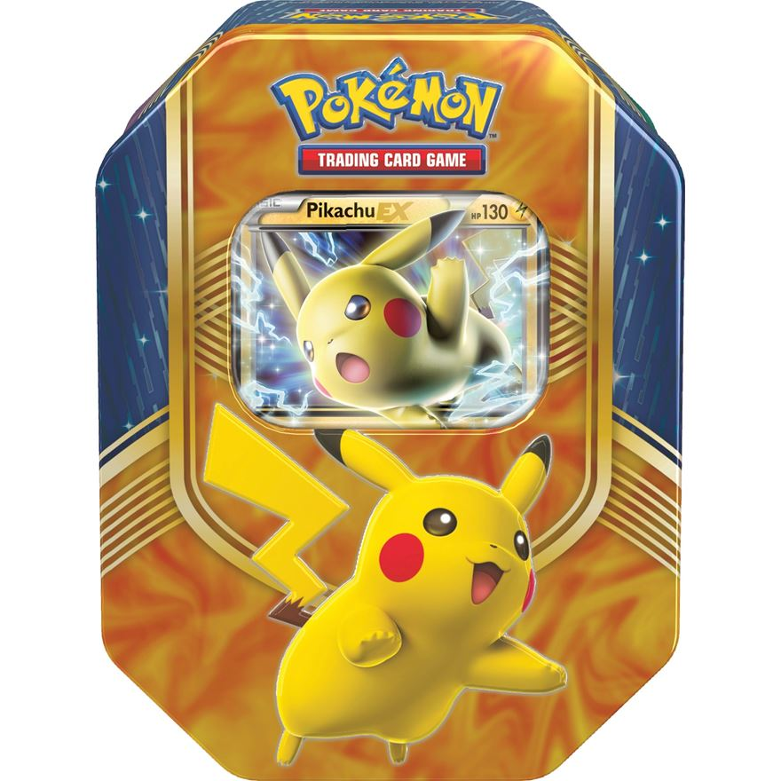 Pokemon TCG XY 2016 Autumn Tins image-2