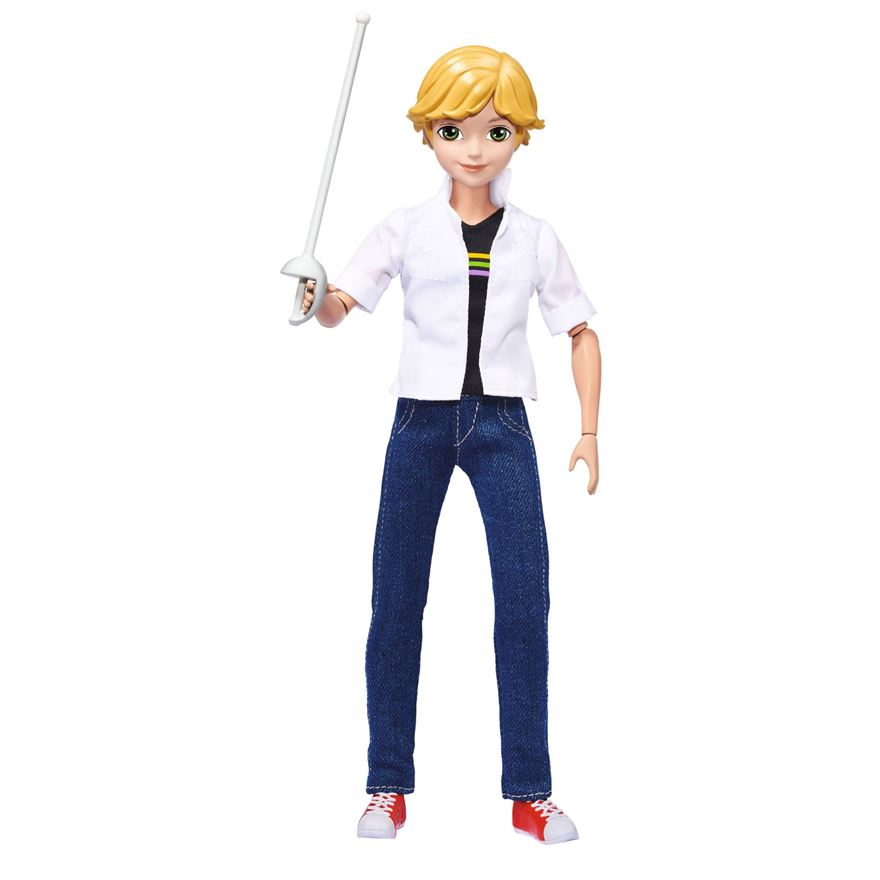 Miraculous Adrien Fashion Doll image-0
