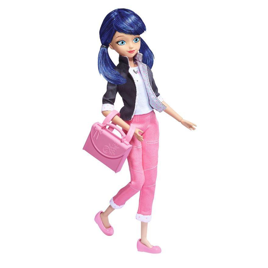 Miraculous Marinette Fashion Doll image-0