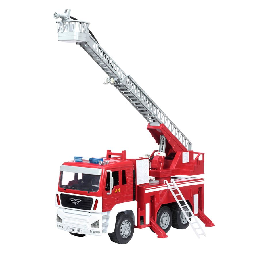 Fire Engine  Driven image-0