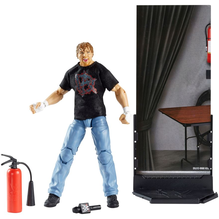 WWE Elite Series 48 Dean Ambrose Figure image-0