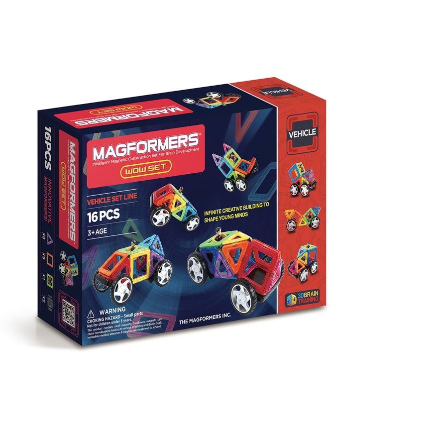 Magformers Wow set image-0