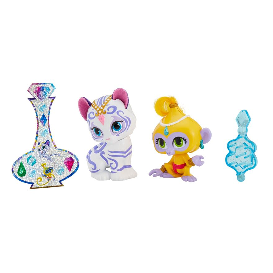 Shimmer and Shine Tala and Nahal Doll image-0