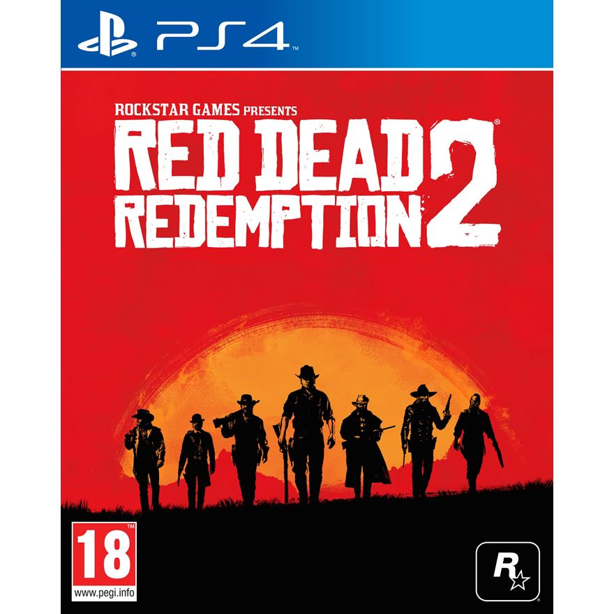 Red Dead Redemption 2 PS4 image-0