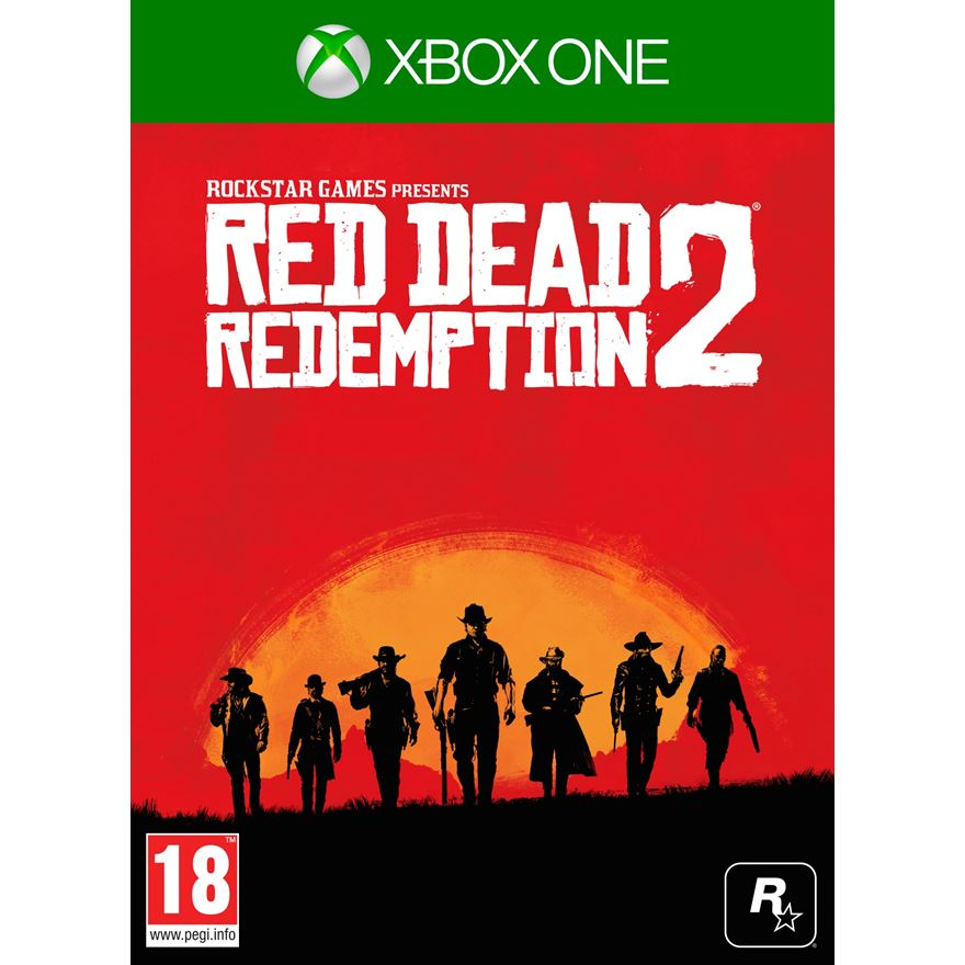 Red Dead Redemption 2 Xbox One image-0