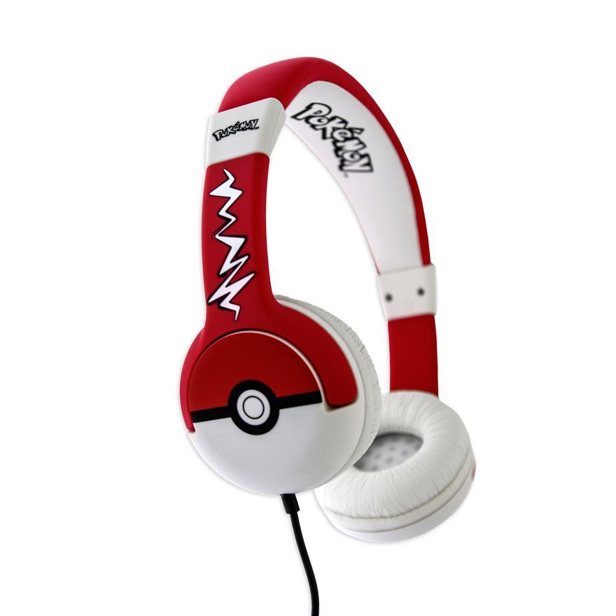 Pokéball Junior Headphones image-0