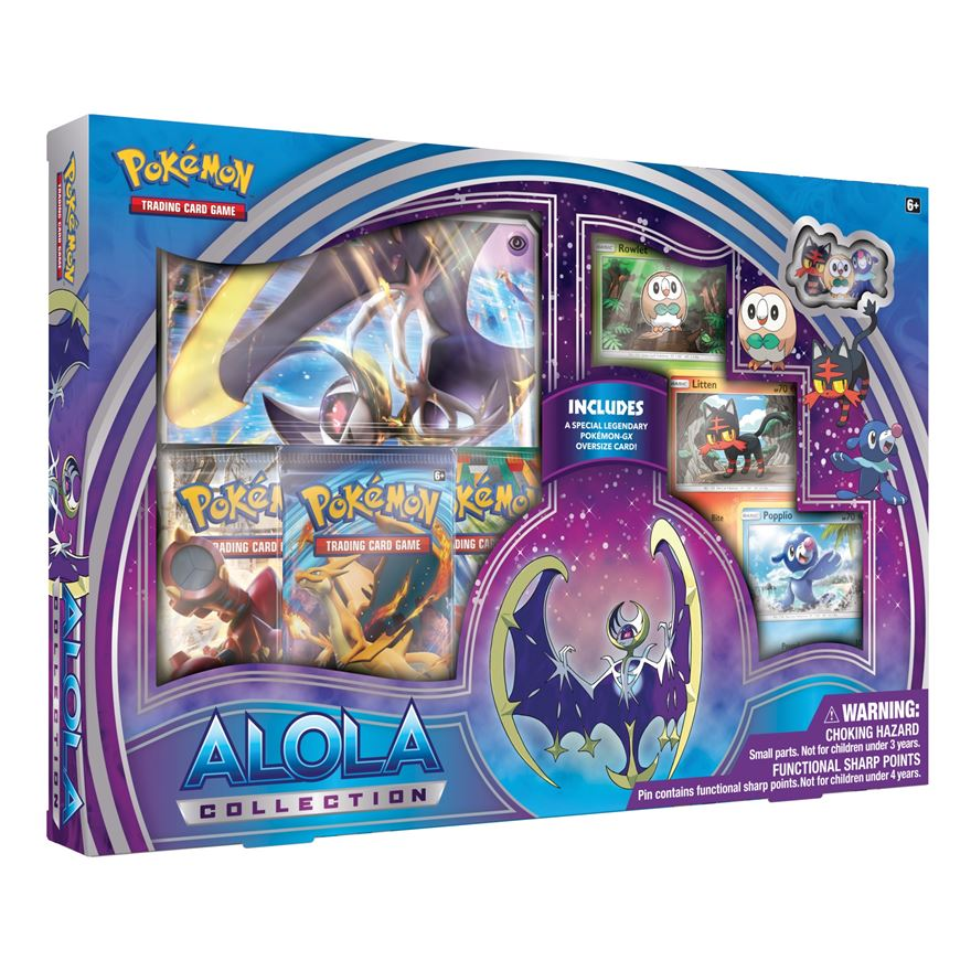 Pokemon TCG: Alola Collection image-0