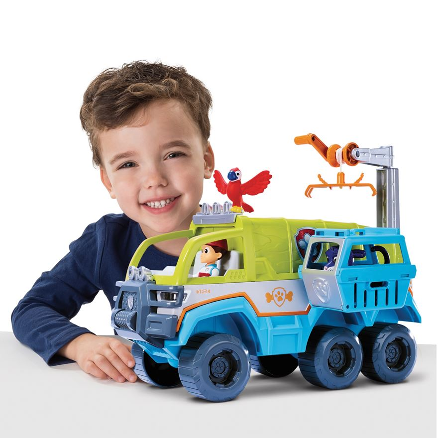 Paw Patrol Jungle Terrain Vehicle image-0