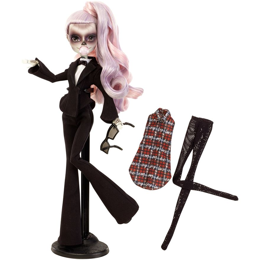 Monster High Zomby Gaga Doll image-0