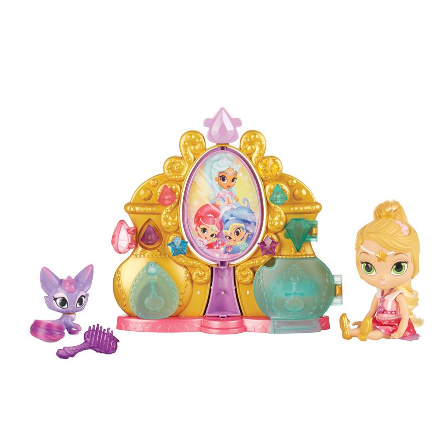 Shimmer and Shine Mirror Room Playset image-0
