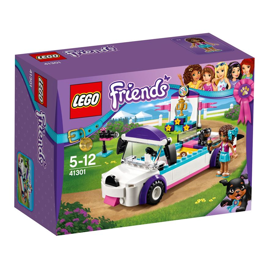LEGO Friends Puppy Parade 41301 image-0
