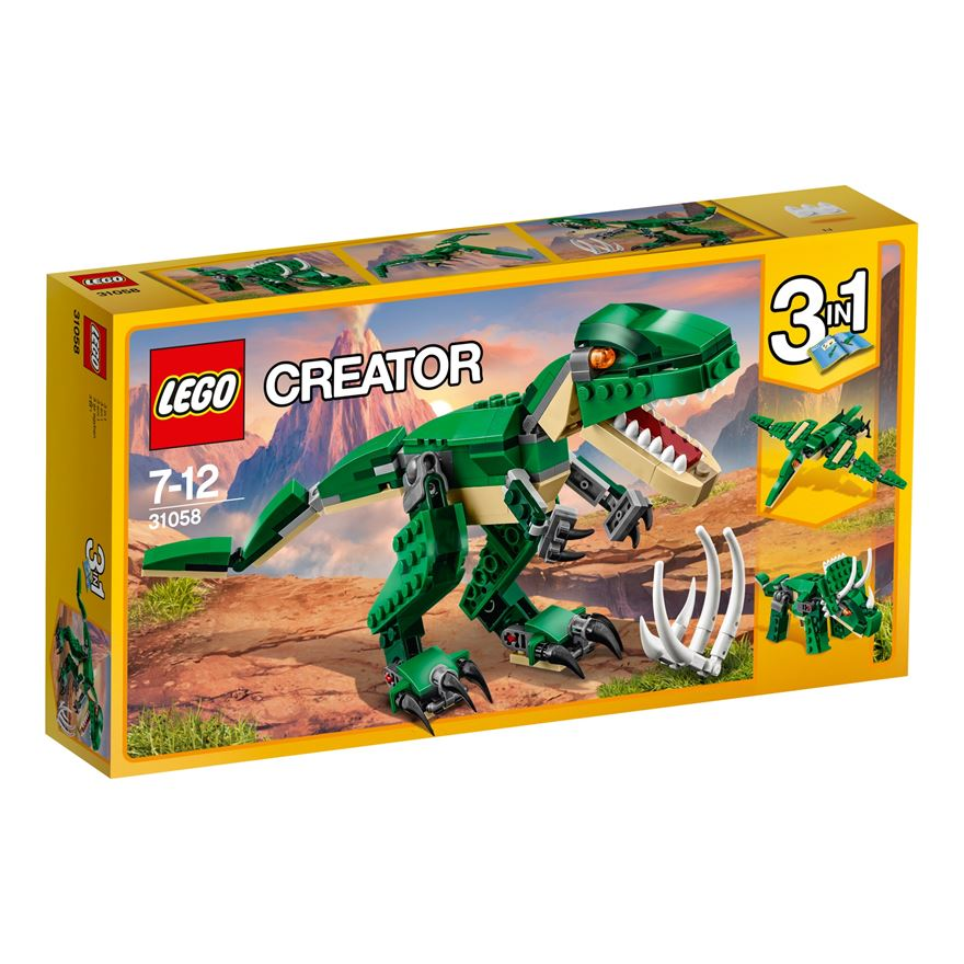 LEGO Creator Mighty Dinosaurs 31058 image-0