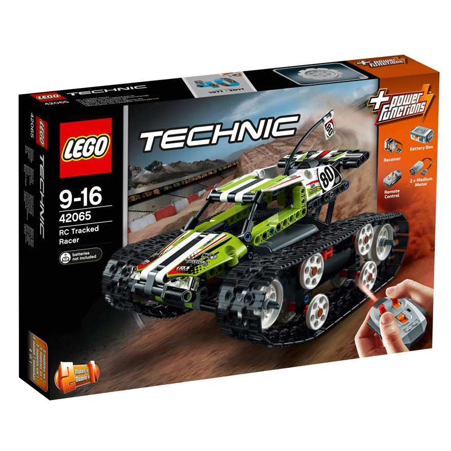 LEGO Technic RC Tracked Racer 42065 image-0
