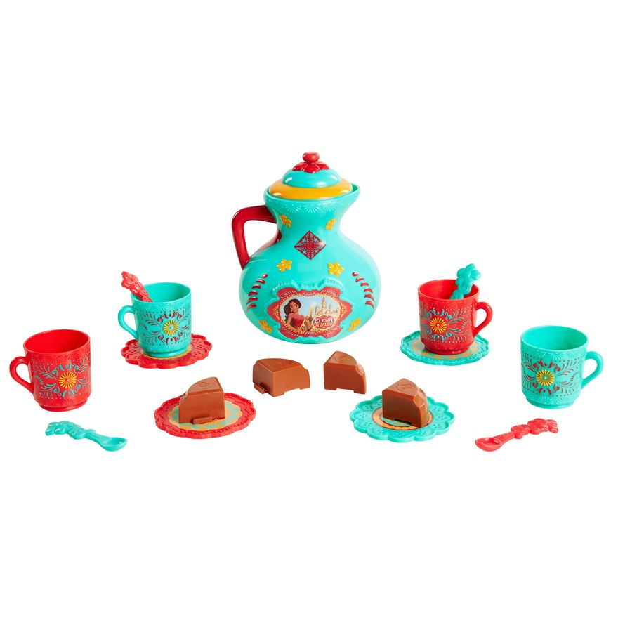 Disney Elena of Avalor Royal Palace Tea & Chocolate Set image-0
