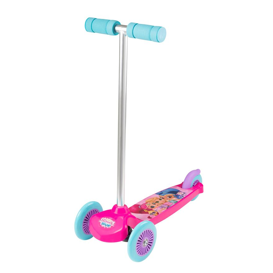 Shimmer and Shine Move and Groove Scooter image-0