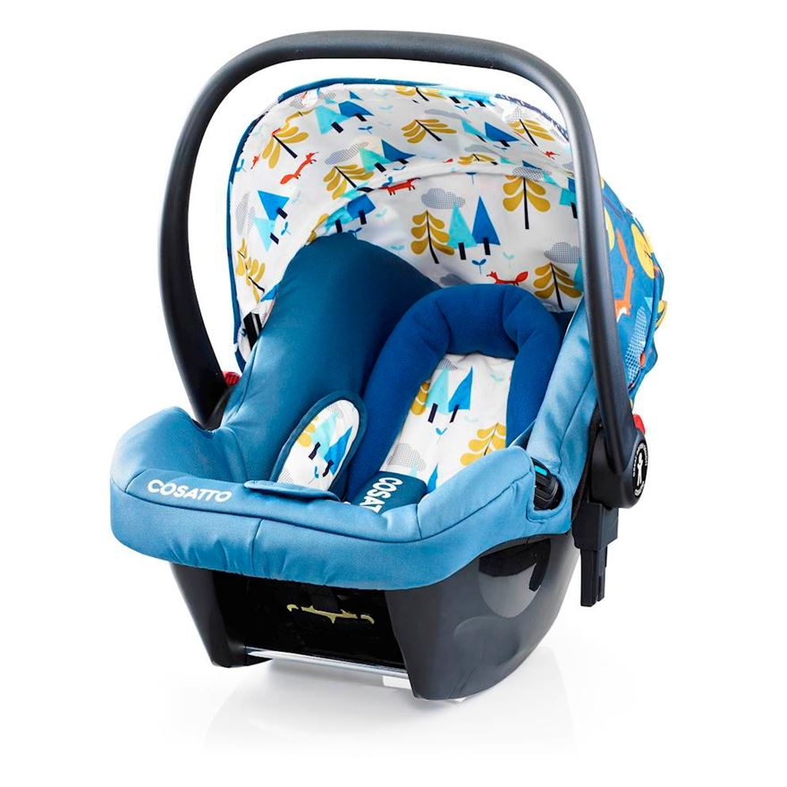 Cosatto Hold Group 0+ Car Seat Foxtale image-0