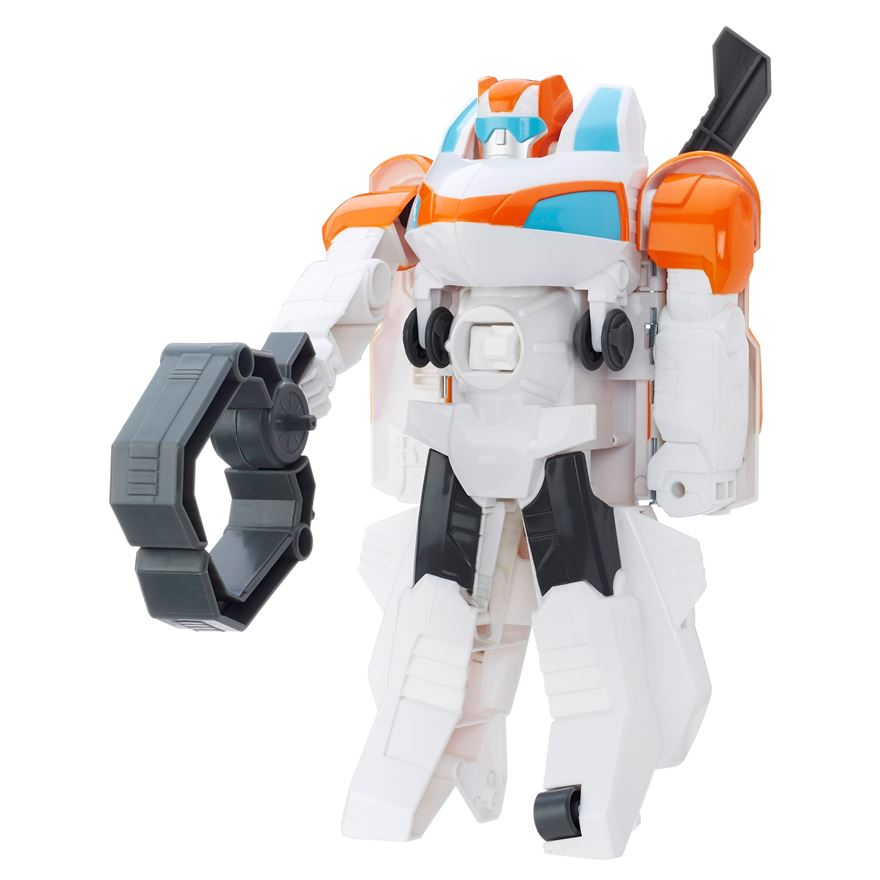 Transformers Rescue Bots Copter Crane Blades image-0