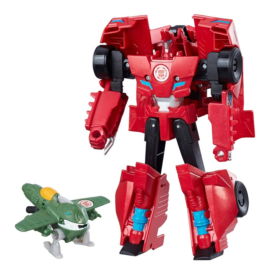 Transformers Combiner Force Activator Combiners Sideswipe and Great Byte image-0