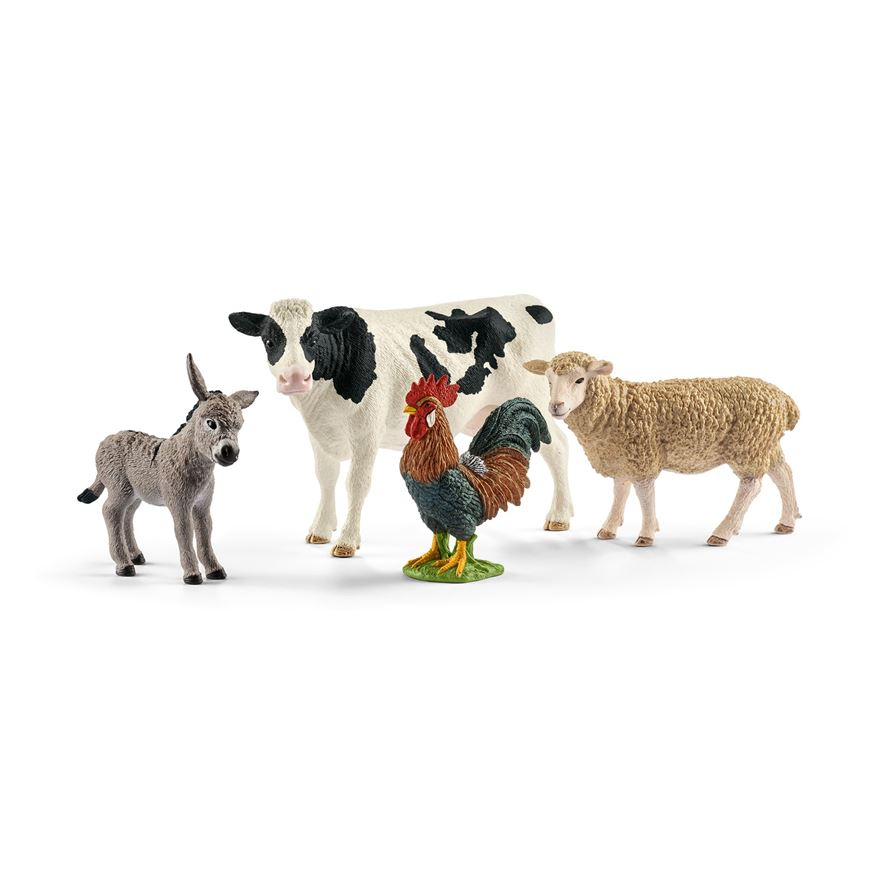 Schleich Farm World Starter Set