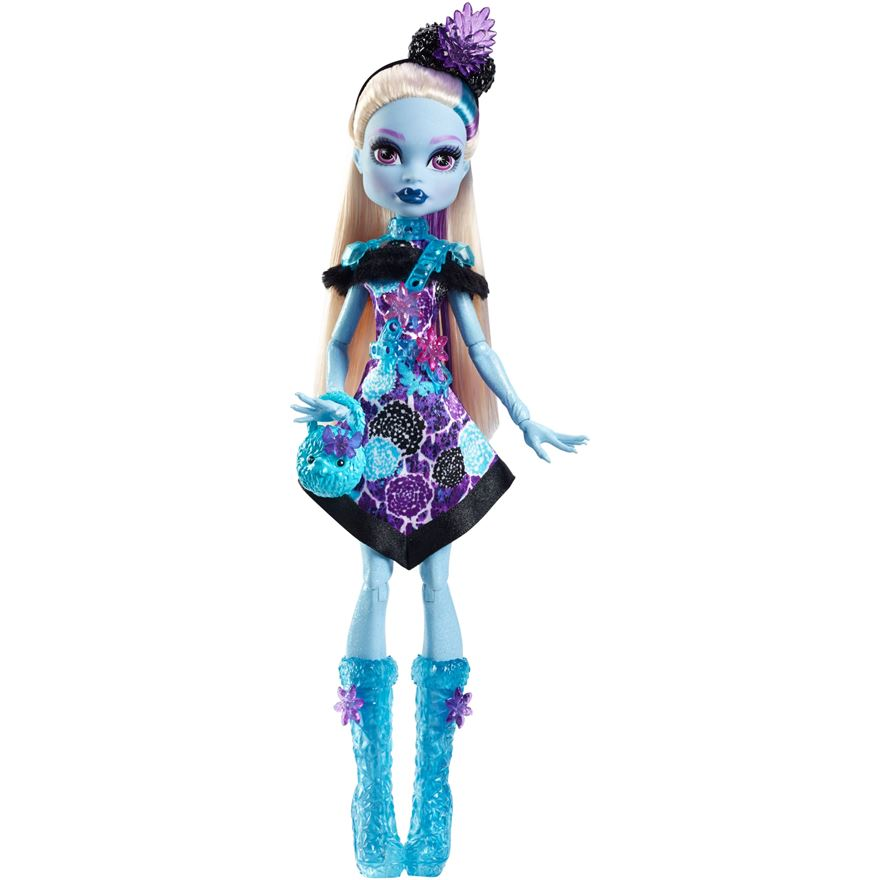 Monster High Party Ghouls Abbey Bominable image-0