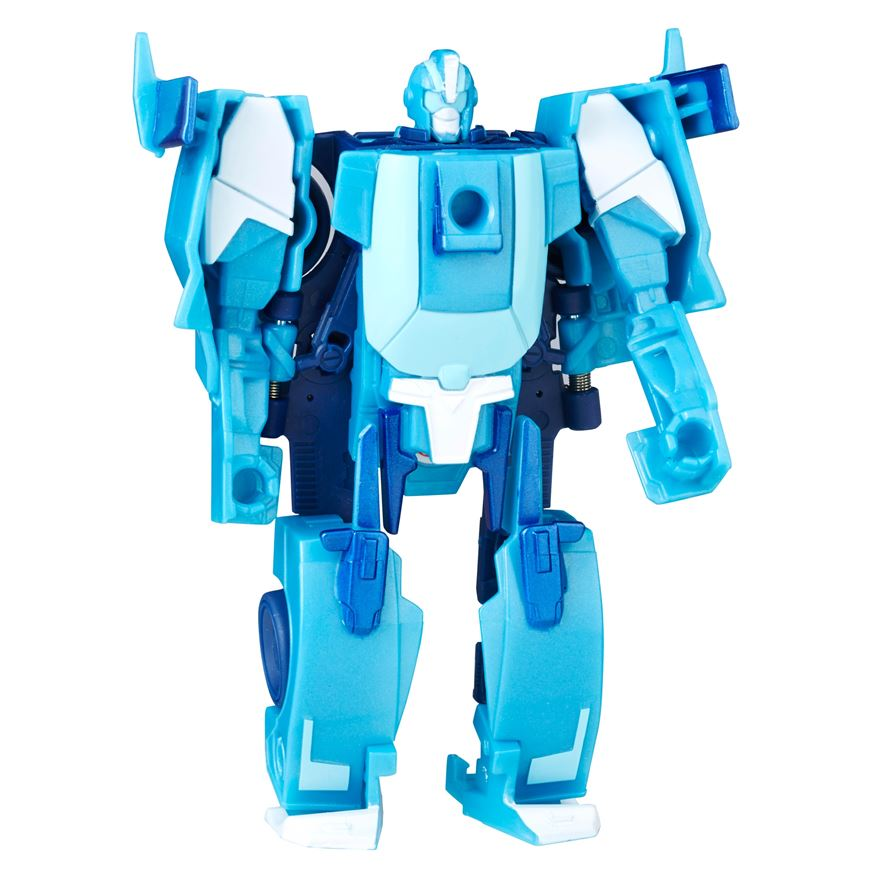 Transformers Robots in Disguise Combiner Force 1-Step Changer Blurr - assortment image-0